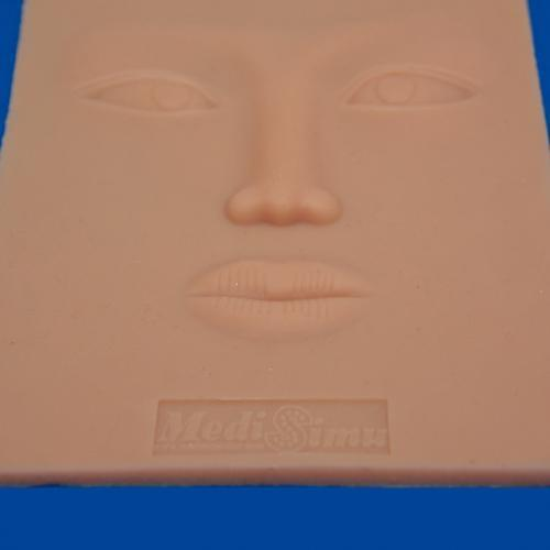 Face shape Suture Trainer
