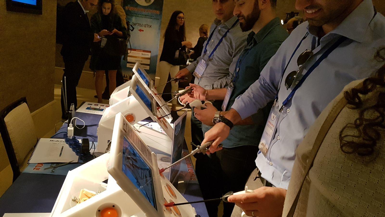 Laparoscopy Training Simulator