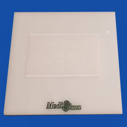 Plain Plate for MEDISIMU